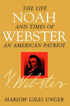 cover of Noah Webster